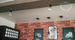 Сатиновый натяжной потолок в Хабаровске