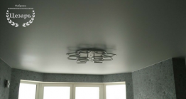 Матовый натяжной потолок в Хабаровске